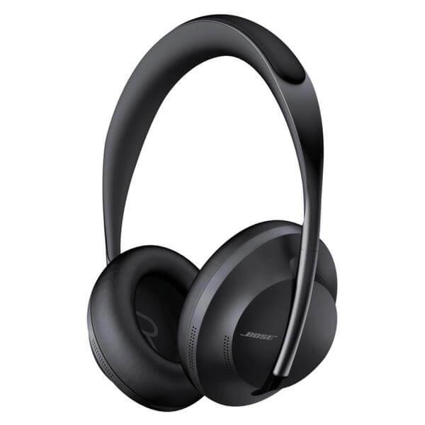 Casque Bluetooth à Réduction de Bruit Bose Headphones 700 - Noir et Blanc (Frontaliers Suisse)