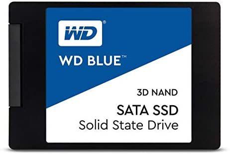 "SSD interne 2.5"" Western Digital WD Blue 3D NAND (3D TLC) - 1 To"