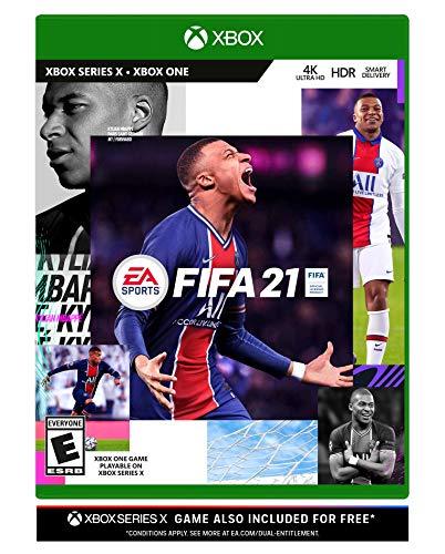 FIFA 21 sur Xbox One & Series X (Frais d'importation et de livraison inclus)