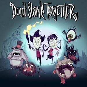 Don't Starve Together sur PC (Dématérialisé)
