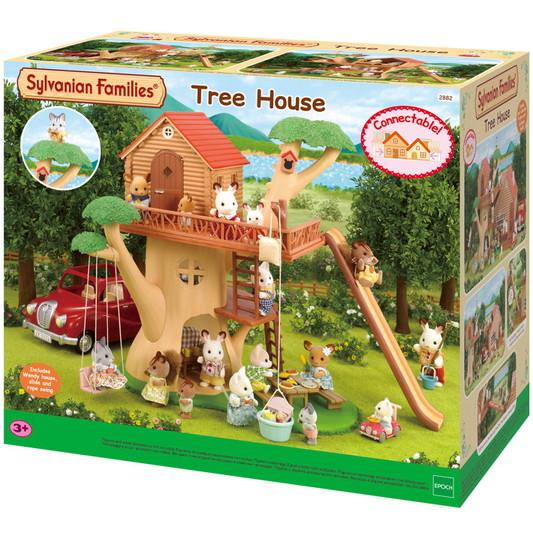 Sélection de jouets en promotion - Ex: Jouet Sylvanian Families Cabane dans les arbres (Via retrait magasin)