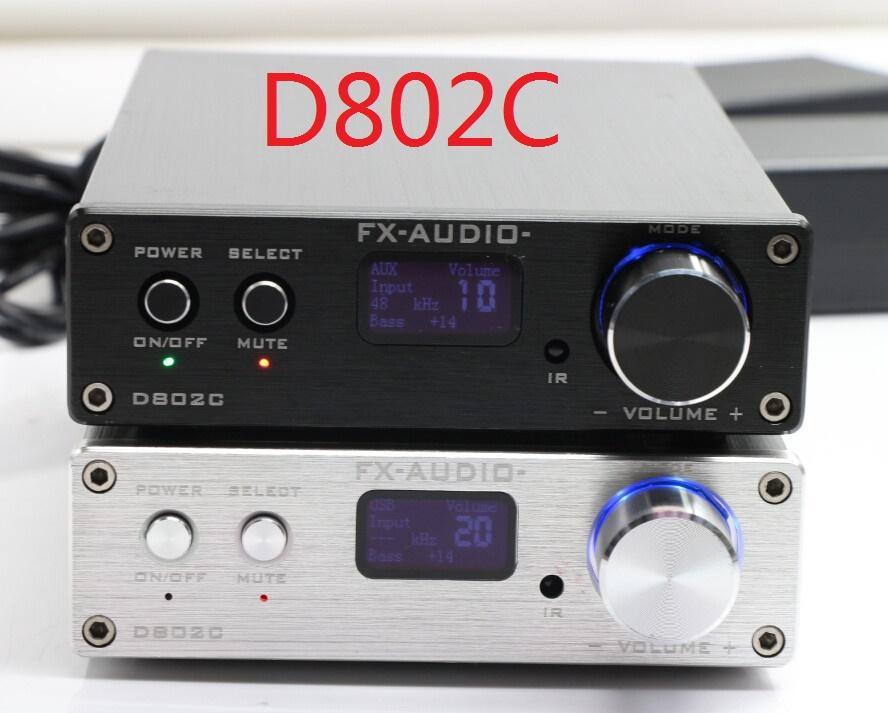Séléction d'ampli Full Digital (FDA) en promo - Ex : FX Audio D802C bluetooth