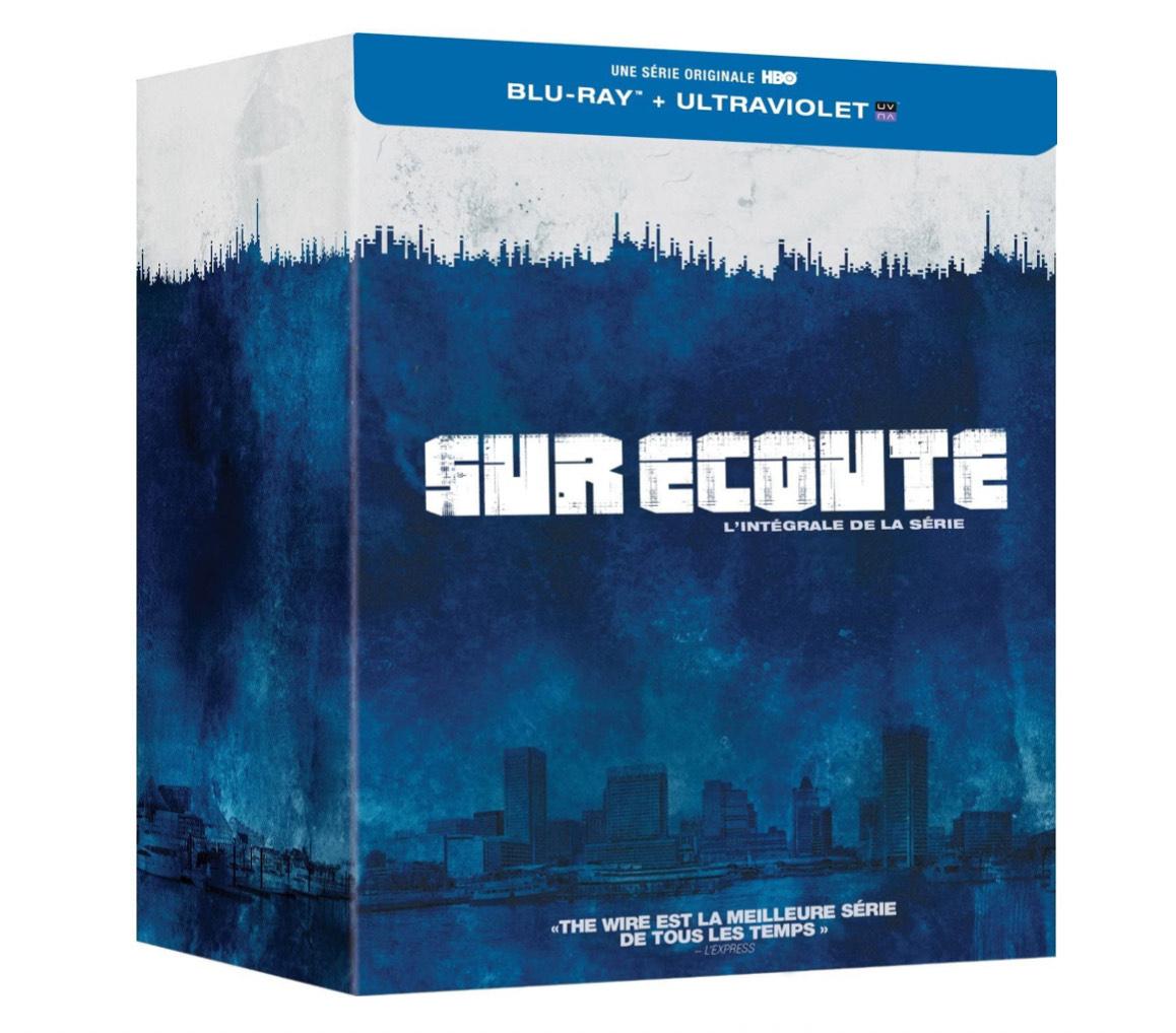 Coffret Blu-ray Sur écoute - L'intégrale