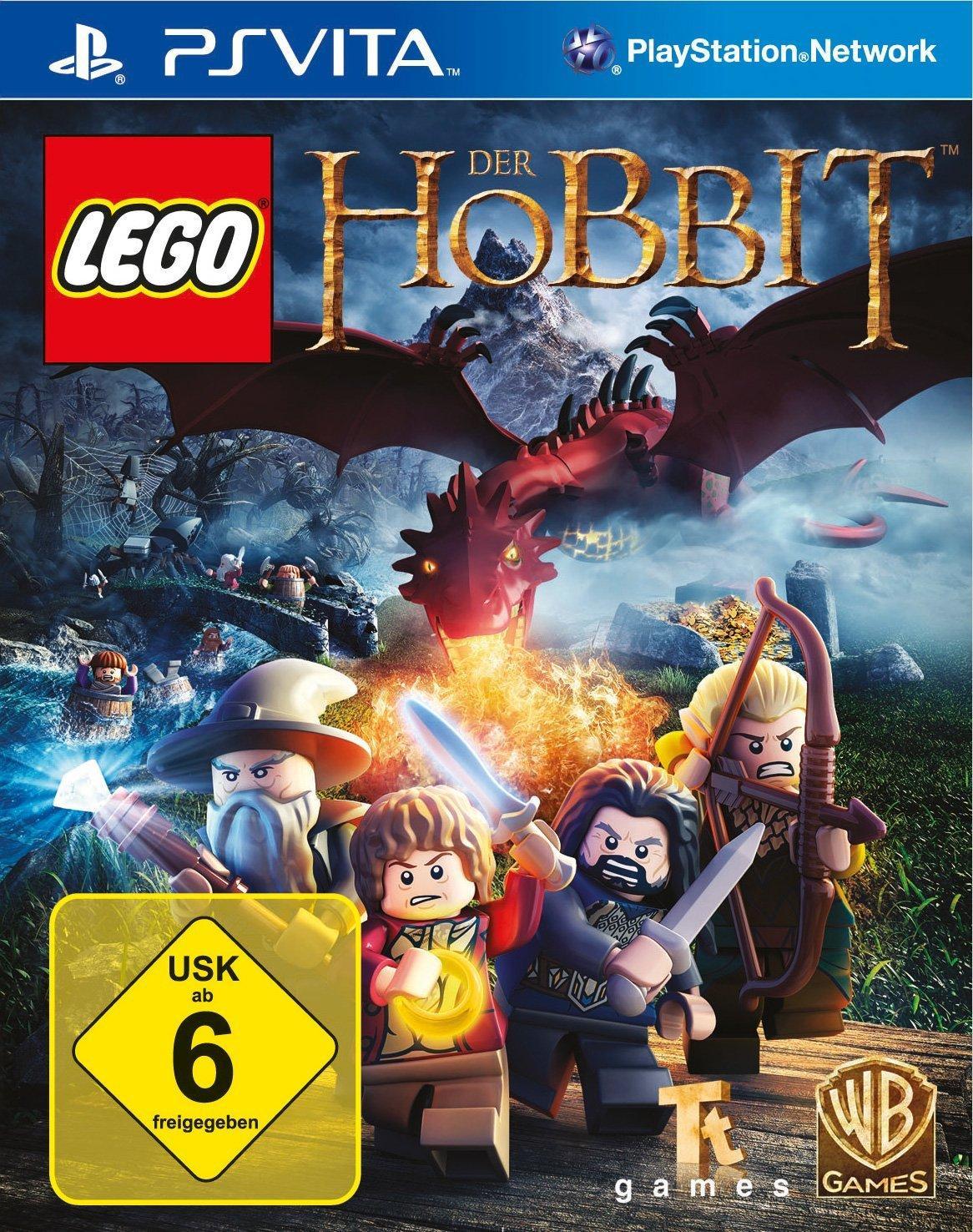 Jeux Lego The Hobbit / Batman 2 sur PS Vita