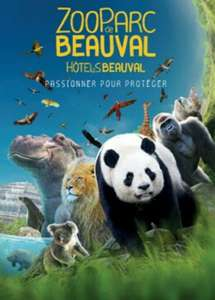 Billet adulte de 2 jours au zoo de Beauval - Saint Aignan (41)