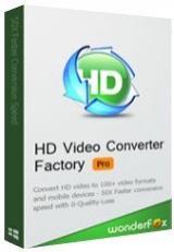 HD Video Converter Factory Pro 9.4 gratuit (au lieu de 35€)