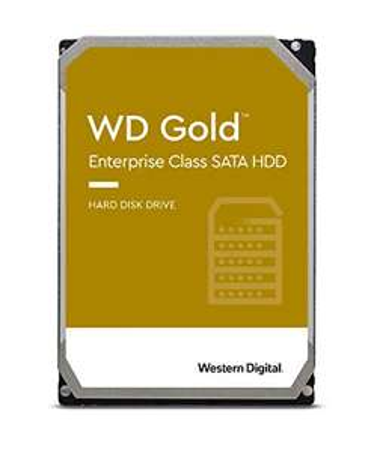 "Disque dur interne 3.5"" Western Digital Gold SATA III - 12 To"