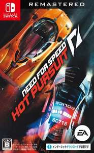 Need For Speed Hot Pursuit sur Nintendo Switch