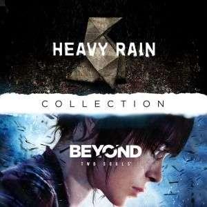 Heavy Rain et Beyond Collection two souls sur PS4 (dématérialisé)