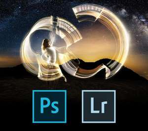 Logiciels pour la photo Adobe Creative Cloud (Phoshop CC + Lightroom)