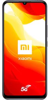 "Smartphone 6.67"" Xiaomi Mi 10 Lite 5G - 128 Go, Gris"