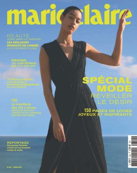 Abonnement magazine papier et numérique Marie Claire 16 mois (16 numéros)
