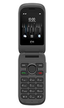 Téléphone Altice C11 - Noir
