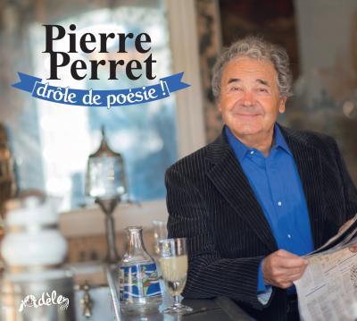 Album CD Pierre Perret Drôle de poésie