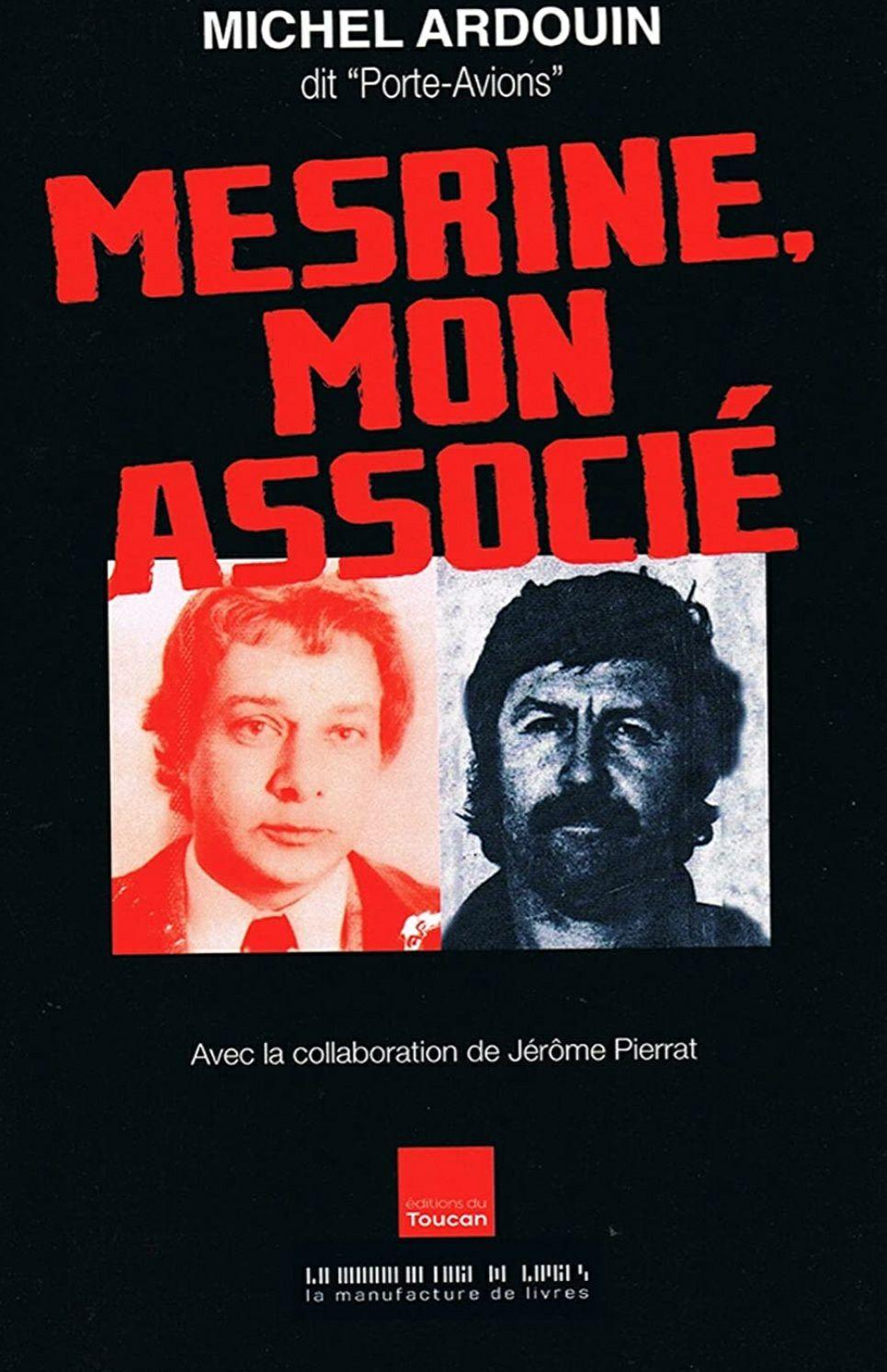 Livre Mesrine mon associé - Jérôme Pierrat (Dématérialisé - Format Kindle)
