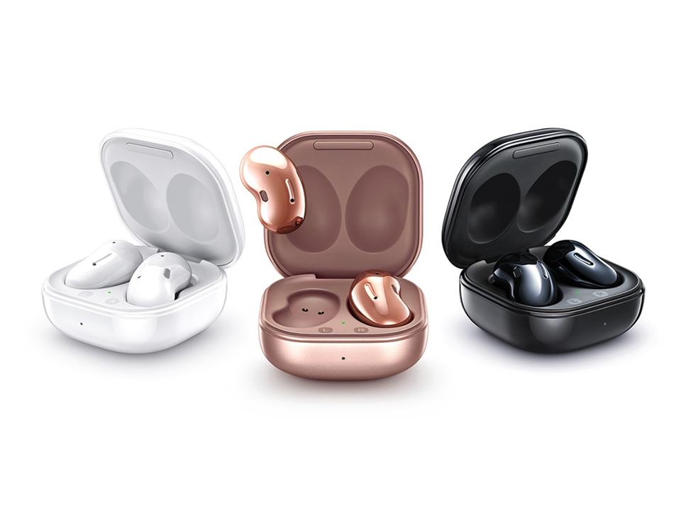 [Adhérents Macif] 50% de réduction sur la seconde paire d'écouteurs sans fil Samsung Galaxy Buds+ ou Galaxy Buds Live achetée