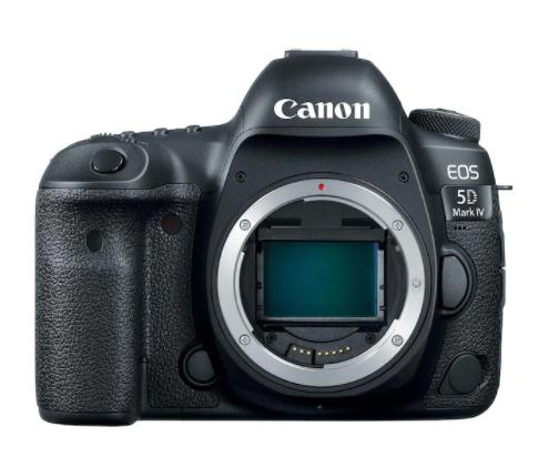 Appareil photo Reflex numérique Canon EOS 5D Mark IV (Frontaliers Suisse)