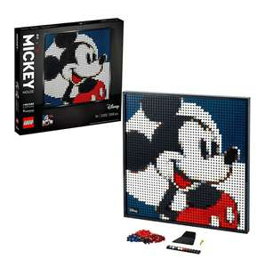 Jeu de construction Lego 31202 Art Disney's Mickey Mouse