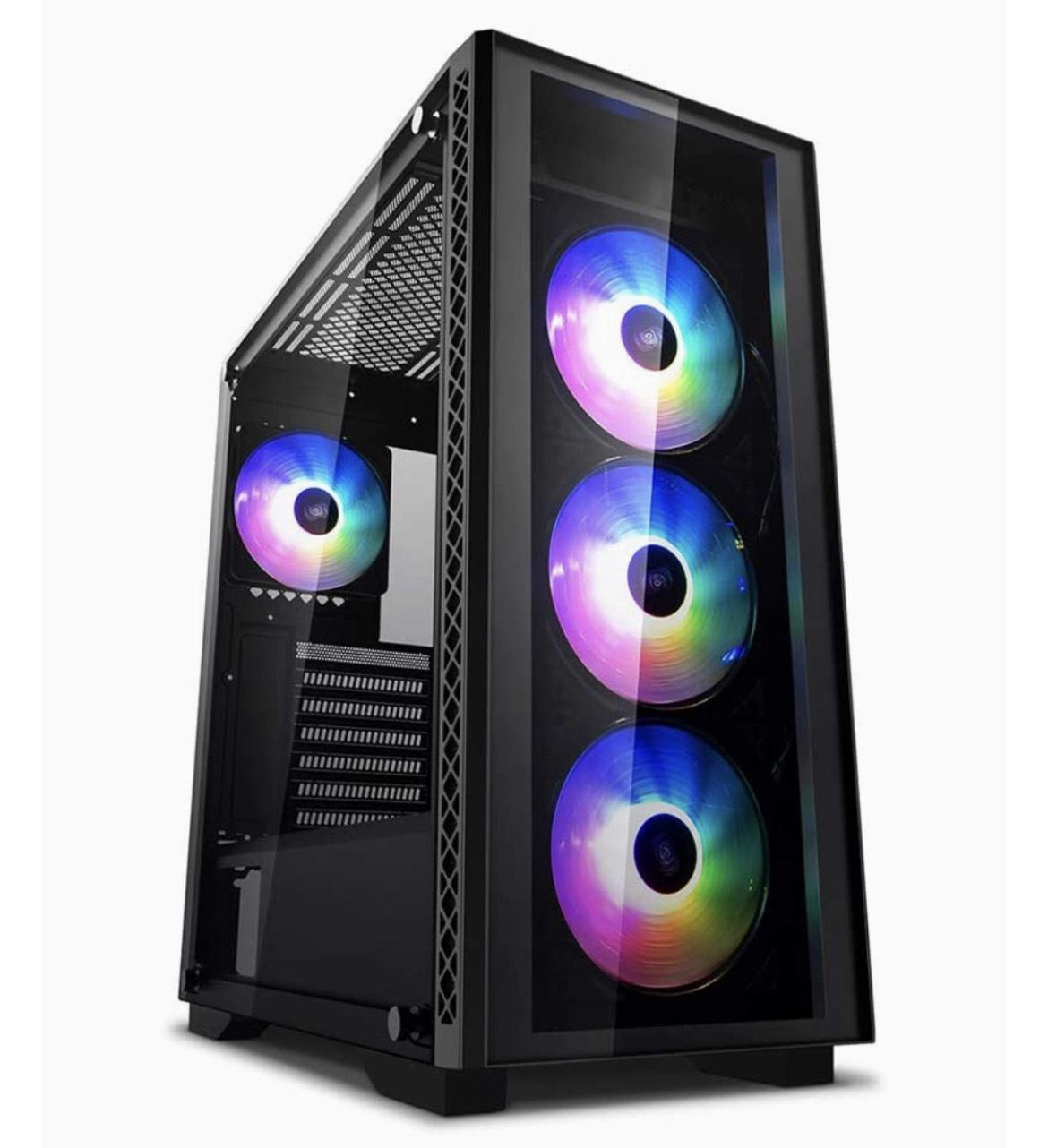 Boîtier PC DeepCool Matrexx 50 Black - ATX