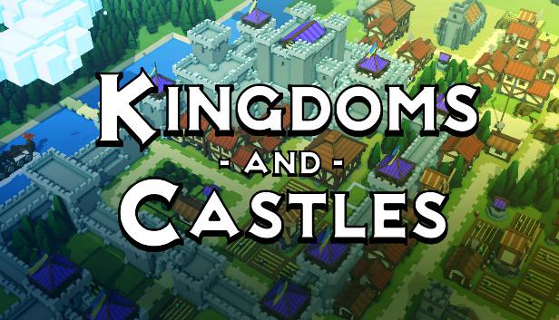 Jeu Kingdoms and Castles sur PC (Dématérialisé)