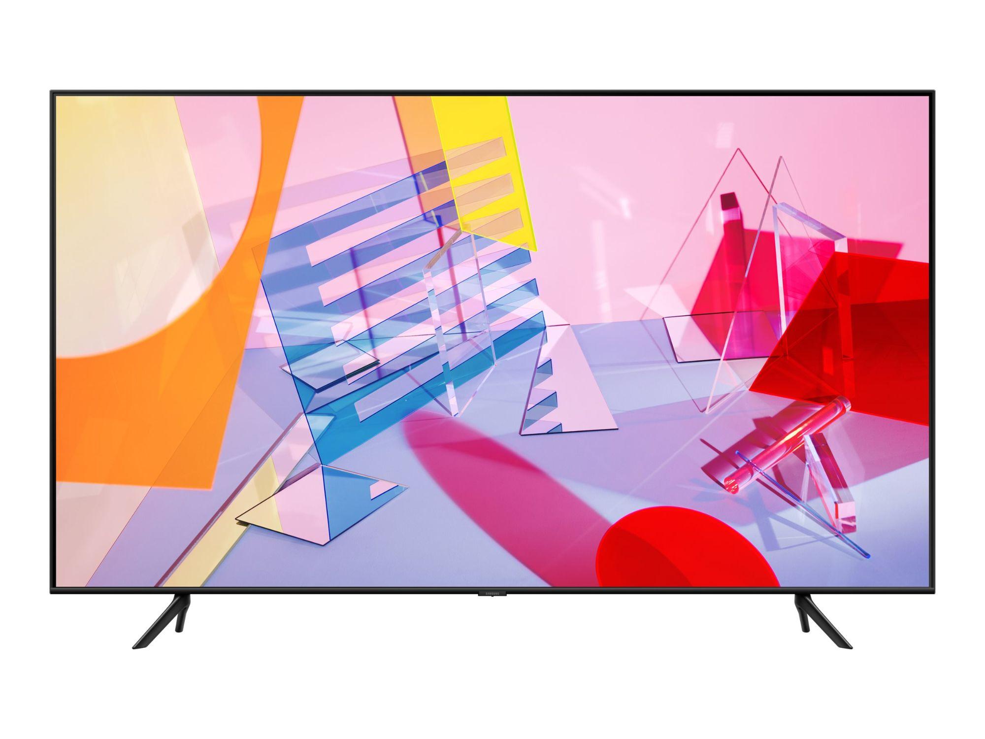 "TV QLED 55"" Samsung QE55Q60TAU - 4K UHD, HDR10+, Smart TV (+31,45€ en Rakuten Points)"