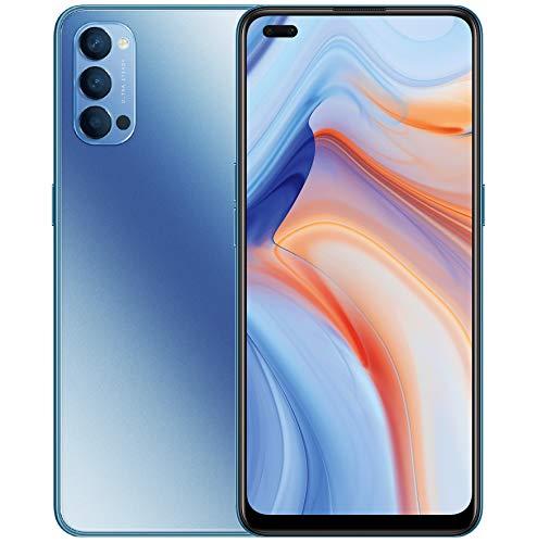 "Smartphone 6.4"" Oppo Reno4 5G - 8 Go RAM, 128 Go, Snapdragon 765G, 4020 mAh, 48 MP, Android 10, Dual Sim (Frais d'importation compris)"