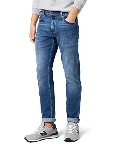 Jeans Wrangler Greensboro Denim pour Homme (Plusieurs tailles)