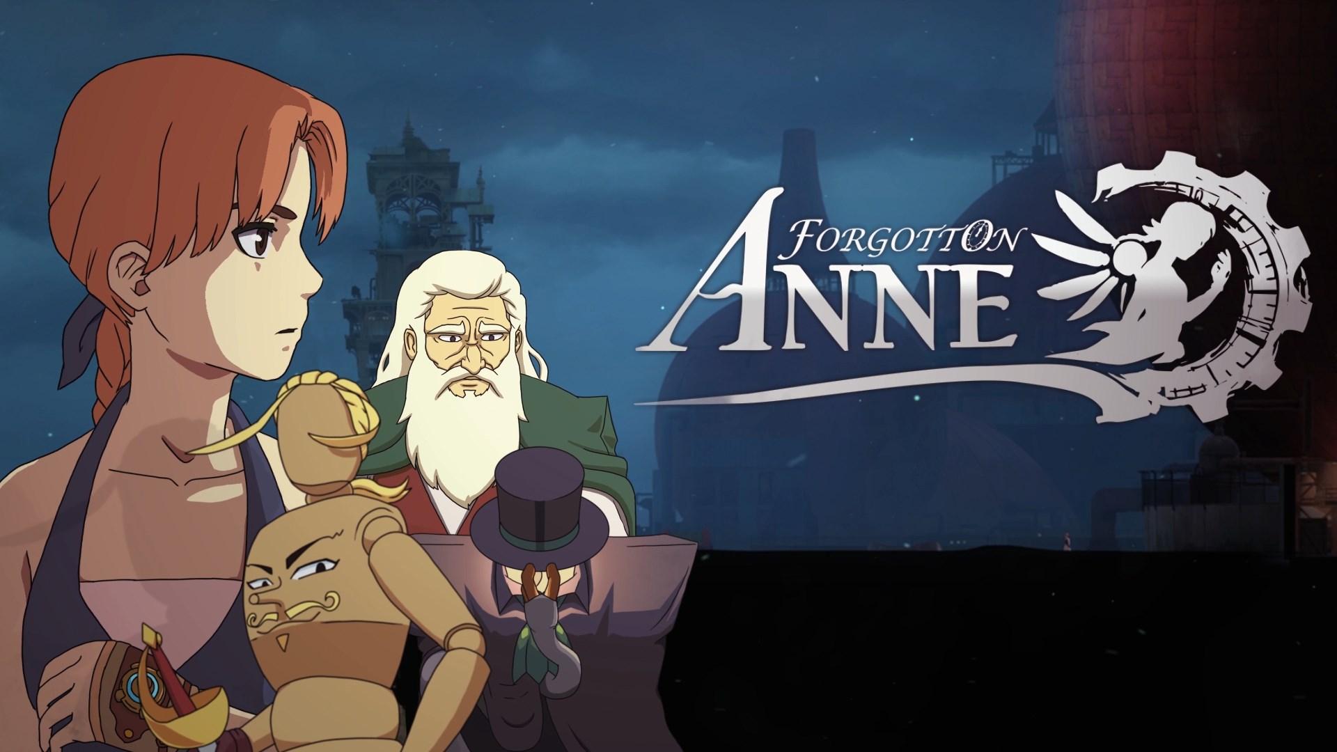 Forgotton Anne sur PC (Dématérialisé)