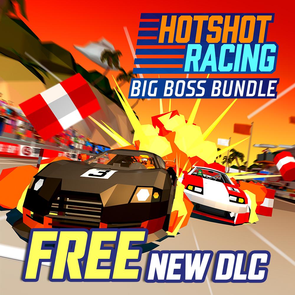 Sélection de jeux Indies en promotion sur Nintendo Switch - Ex : Hotshot Racing (Dématérialisé)