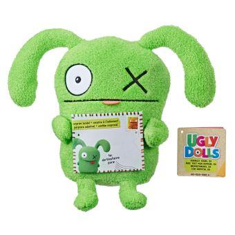 Peluche insolite Ugly Dolls Sincerely (Coloris aléatoire)