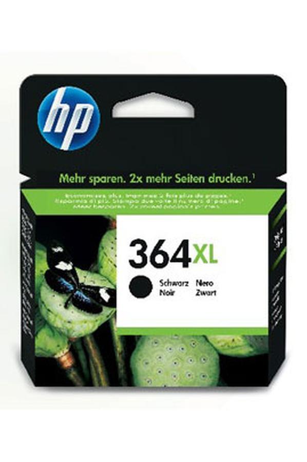 2 cartouches identiques HP achetées = 1 offerte - Ex : 3 cartouches HP 364 XL Noir
