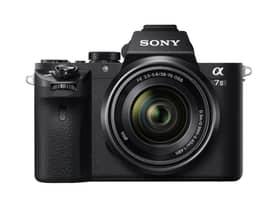 Appareil photo hybride Sony Alpha 7 II + Objectif 28-70mm (Frontaliers Suisse)