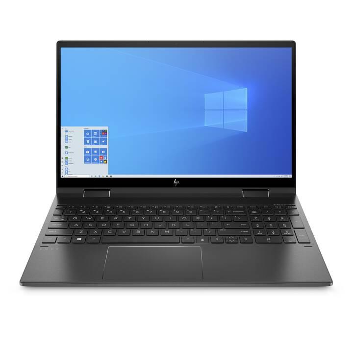 """PC Portable 15.6"""" HP 15-EE0997NZ 4700U Envy x360 - AMD Ryzen 7 4700U, 16Go de Ram, SSD 1To (Frontaliers Suisse)"""