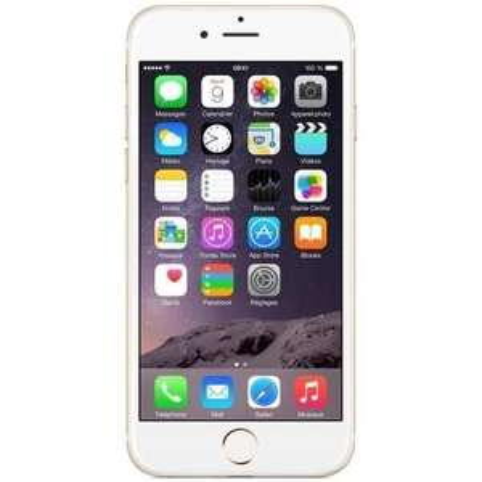 "Smartphone 4.7"" iPhone 6S - 128 Go, Or (+ 179.80€ en 1 bon d'achat)"