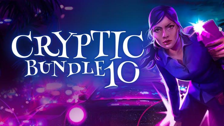Cryptic Bundle: 10 jeux PC Hidden object (Dématérialisés - Steam)