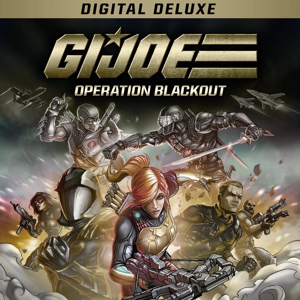 G.I. Joe: Operation Blackout Digital Deluxe sur PC (Dématérialisé - Steam)