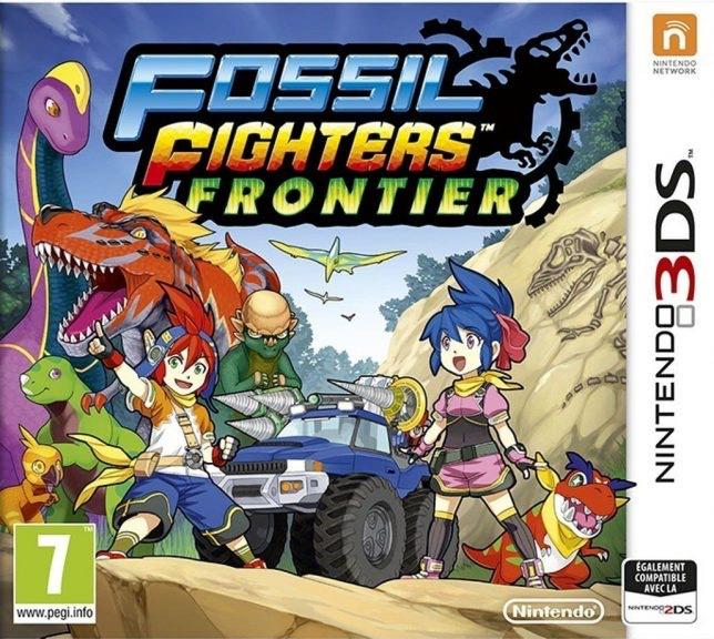 Jeu Fossil Fighters Frontier sur Nintendo 3DS