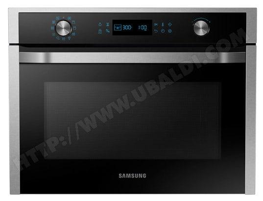 Four Micro ondes Combiné Encastrable Samsung NQ50J5530BS