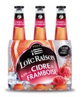 Pack de 3 bouteilles de cidre Loïc Raison et Ecusson - Différents parfums (via Shopmium+BR)