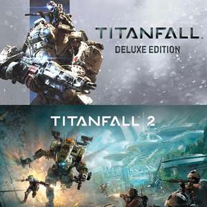 Titanfall Collection: Titanfall Deluxe Edition + Titanfall 2 Ultimate Collection sur PC (Dématérialisé)