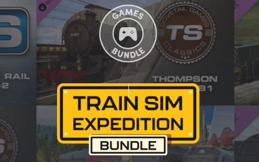 Bundle Train Simulator - 1 Jeu + 5 DLC sur PC pour 1€ (Dématérialisé - Steam)