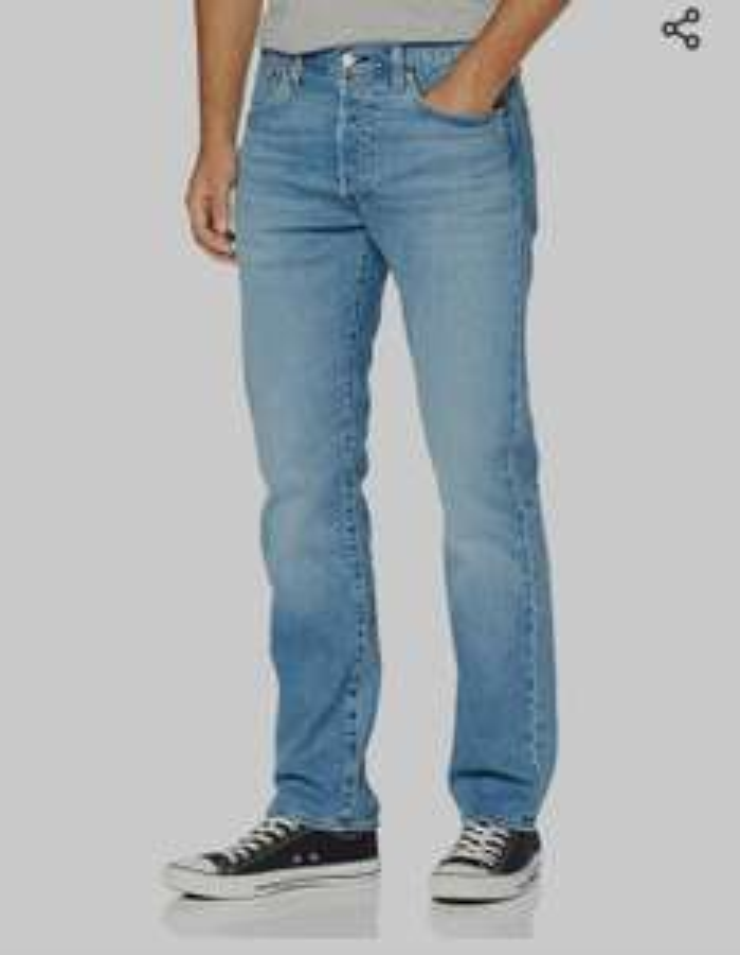 Jeans Levi's 501 Original Fit Homme - Diverses tailles