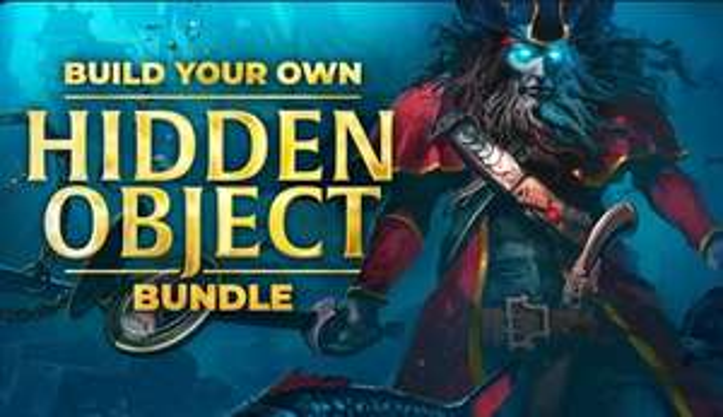 Bundle Build Your Own Hidden Object - 10 Jeux sur PC (Dématérialisé - Steam)