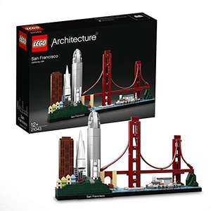 Jeu de construction Lego Architecture San Francisco (21043)