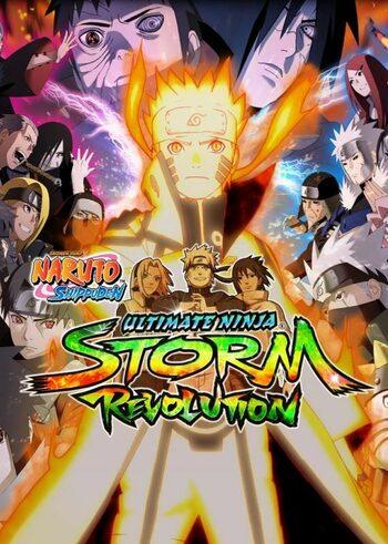 Naruto Shippuden : Ultimate Ninja Storm Revolution sur PC (Dématérialisé)