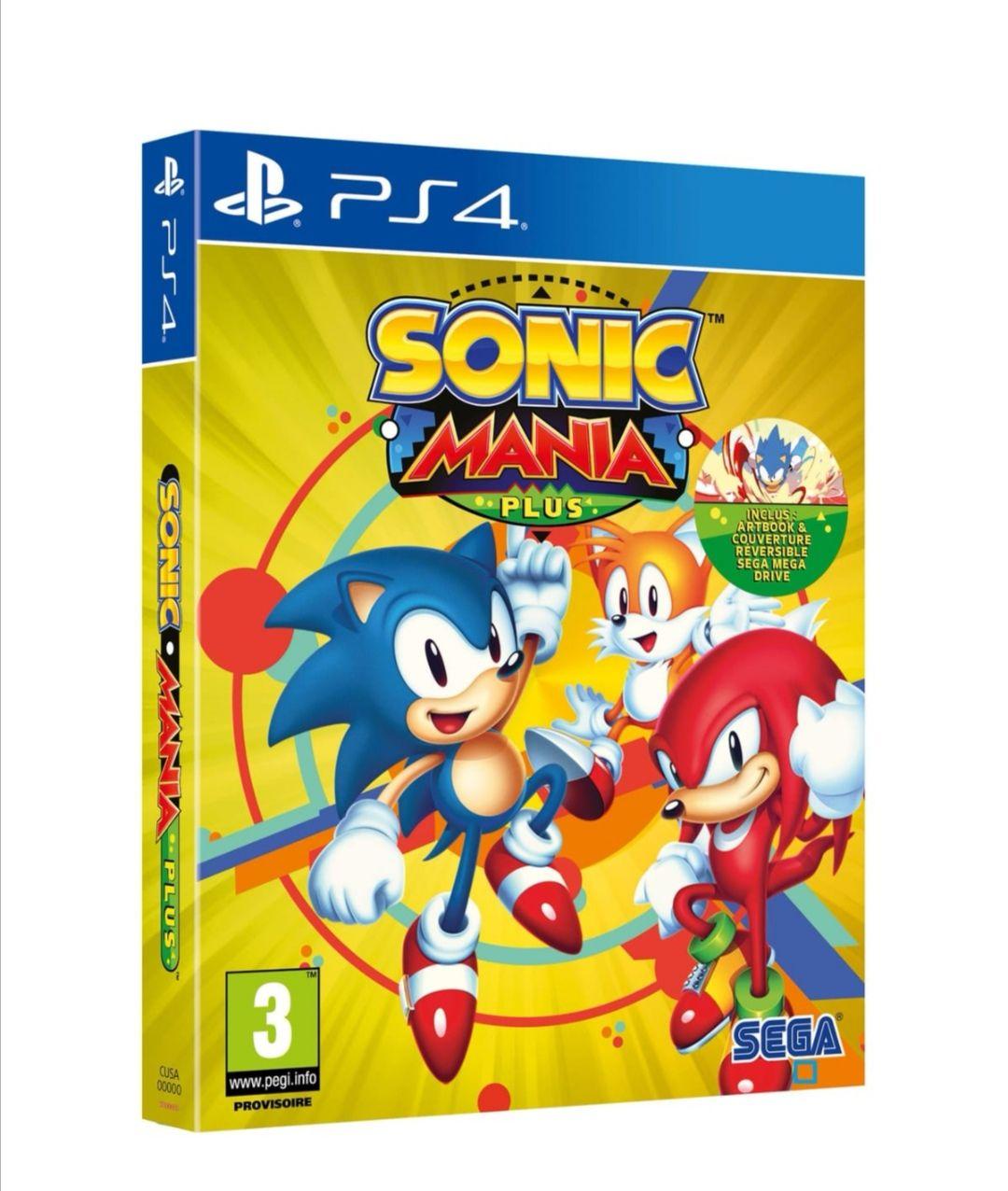 Sélection de jeux PS4 à 10€ - Ex: Sonic Mania Plus