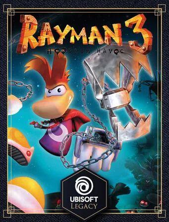 Jeu Rayman 3 Hoodlum Havoc sur PC (Dématérialisé)