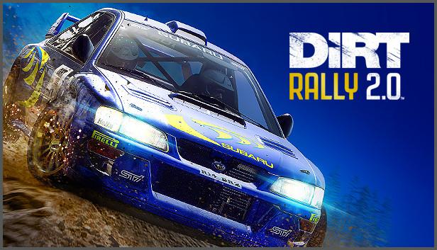 Jeu Dirt Rally 2.0 sur PC (Dématérialisé)