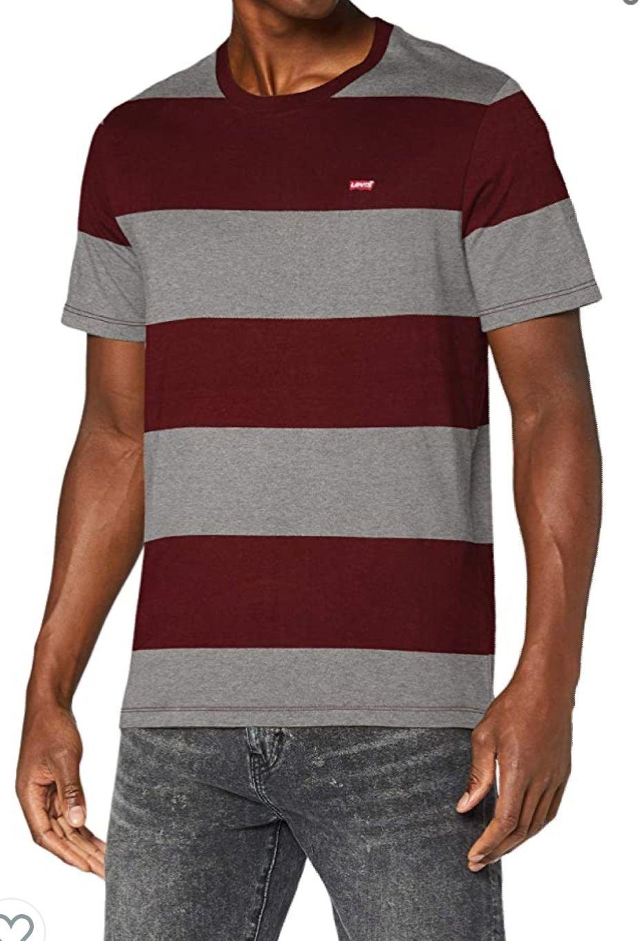 T-shirt Homme Levi's SS Original HM S (Tailles XS à XXL)