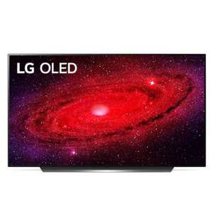 "TV OLED 55"" LG OLED55CX6 - 4K UHD, 100 Hz, HDR 10 Pro, Dolby Vision IQ & Atmos, Smart TV"